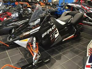 2014 Polaris Industries 800 Switchback® Pro-R LE Stealth Black
