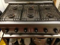 6 ring gas hob for sale