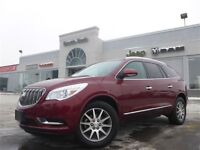 2015 Buick Enclave AWD 7-Seater Leather Sunroof 19 Alloys Backup