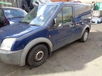Breaking Ford Transit Connect  All Spares Available Door Window Gearbox