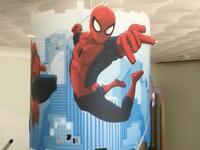 Spider-Man Lampshade