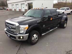 2013 Ford F-350 Lariat Dually