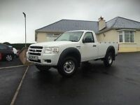 2009 Ford Ranger 2.5 TDCi Single Cab 4x4 2dr +++ single cab 4x4 +++