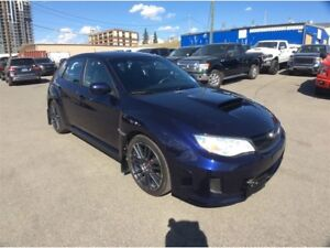 2013 Subaru WRX / STI / 6 SPEED / LEATHER / HATCH / BACK