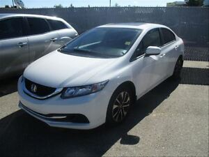 2014 Honda Civic LX | USB | Bluetooth | ECO Mode