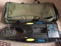 Angling technic bait boat mint working order