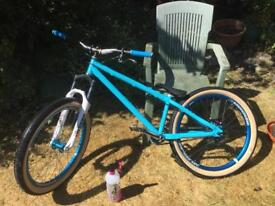 DMR prototype jump bike