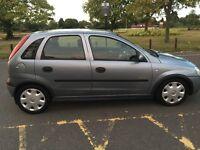 2003 Vauxhall Corsa 1.2 5 Doors Manual