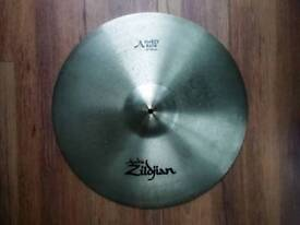 "Zildjian A 21"" Sweet Ride cymbal"