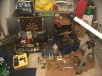 ***OFFERS JOB LOT***. allsorts of antique/vintage recent tools and items.