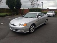 Hyundai coupe 1.6 S for sale, £499.00