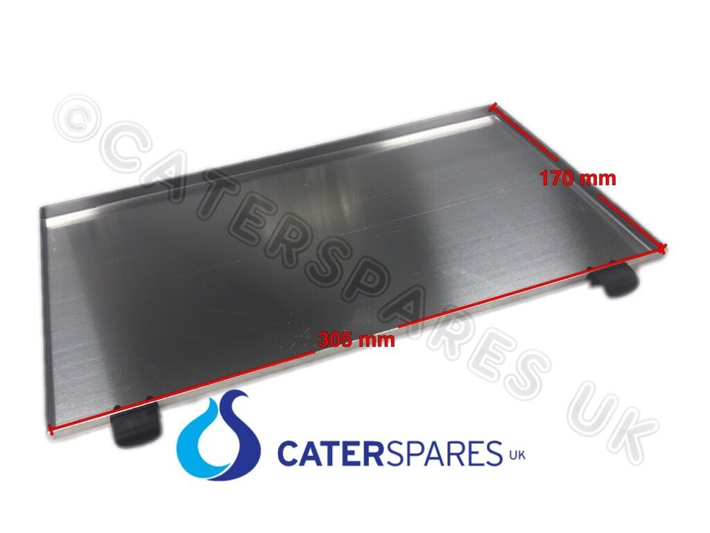 00605 NEW DUALIT GENUINE SPARE PARTS TOASTER CRUMB TRAY FOR SIX SLICE 6 SLOT
