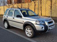 54 Land Rover Freelander 2.0 TD4 HSE Station Wagon Auto 5dr - FSH, Long MOT, Sunroof, Heated Seats