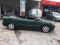 2004 Vauxhall Astra convertible 1 owner car with new Mot