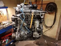 VW GOLF MK5 PASSAT B6 1.9TDI ENGINE BKC * COMPLETE ENGINE