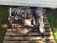 Passat GL5 Engine + Gearbox