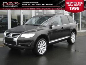 2009 Volkswagen Touareg 2 V6 AWD LEATHER/SUNROOF