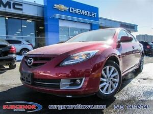 2012 Mazda MAZDA6 GS-L at  - $116.86 B/W - Low Mileage