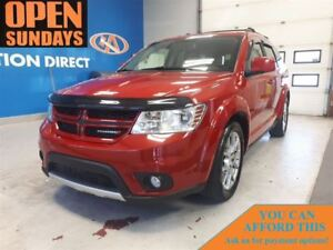 2012 Dodge Journey R/T AWD! NAVI! SUNROOF! LEATHER!