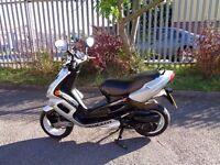 Peugeot Speedfight 100cc Scooter 2002