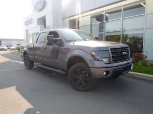 2014 Ford F-150 FX4 CUIR TOIT OUVRANT NAVIGATION