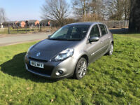 2012 renault clio 1.5 dci ,12 month mot, only £20 pound tax ayear