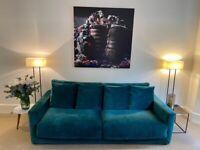 4 seats sofa bed