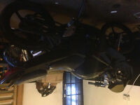 x2 Motorcycles Lexmoto xtr 125 '64 plate & Aprilia sr 50 on '09 plate for sale or swap