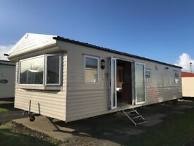 wheel chair friendly static caravan for sale, south wales Trecco bay