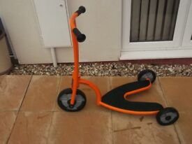3-wheel scooter - Winther Safety Roller