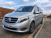 PCO Licensed Mercedes V-250 £400 p/w