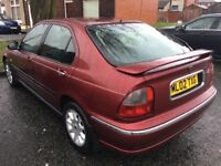 ROVER 45 1.4 only £299
