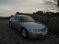 Rover 75 Club CDT SE Diesel In Blue, 2002 02 reg, Only One Former Owner, Last Owner From 2010