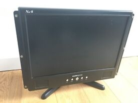 """19"""" LCD Monitor With Speakers Hannspree"""