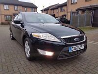 2010 FORD MONDEO ZETEC 2.0 TDCI DIESEL 6 SPEED MANUAL , FULL SERVICE HISTORY