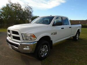 2016 Ram 2500 Outdoorsman Crew 4X4 Diesel 8 Foot Box