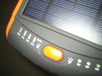 Solar power bank - battery charger 23,000mAh - Poweradd - Apollo Pro-GREAT CONDITION