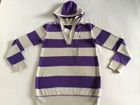 Brand New Ralph Lauren Polo Kids Girls XL 12-13Yrs OVER 50%OFF Fleece Pullover Hoodie £35 100sales