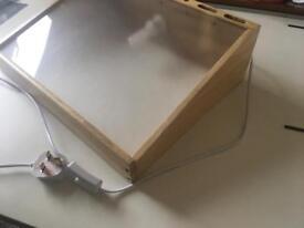 Art / design light box