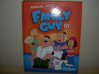 FAMILY GUY Annual 2011 in immaculate condition
