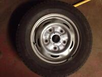 FORD TRANSIT WHEELS VERY GOOD CONDITION!!