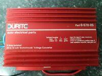 DURITC 24V TO 12 V CONVERTOR