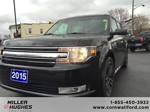 2015 Ford Flex SEL Cornwall Ontario image 9