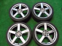 DOTZ STREET RACING ALLOY WHEELS TO FIT VW POLO, LUPO, CLIO, MICRA, CORSA 17""