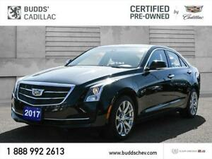 2017 Cadillac ATS 2.0L Turbo Luxury 2.99% Financing for 60 Mt...