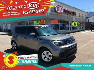 2018 Kia Soul LX FREE Home Delivery in the Maritimes!  We make c