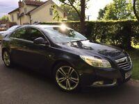 Vauxhall Insignia (Full dealer history + 1 Years MOT) Satnav, bluetooth, DVD,electric seats
