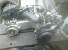 Lexmoto fmr 125 engine gy6