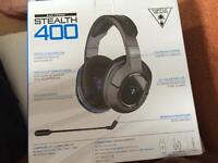 Ps4 headset stealth 400 turtle beach