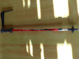 Leki Vario XS Junior Walking / Ski Pole Adjustable